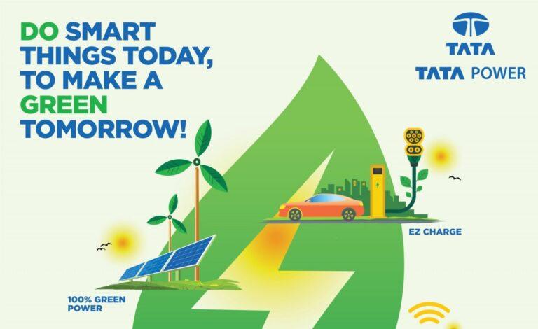 TATA POWER EV CHARGING STATION